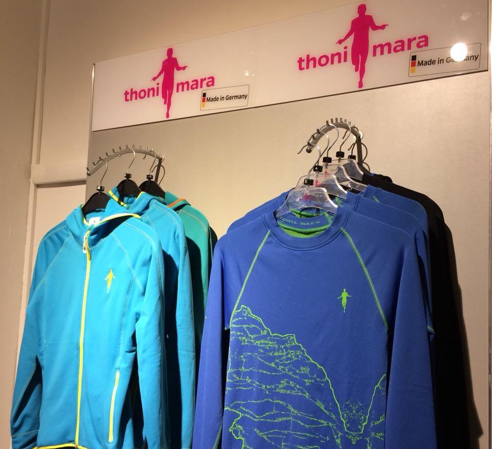 Funktionsbekleidung Made In Germany Von Thoni Mara